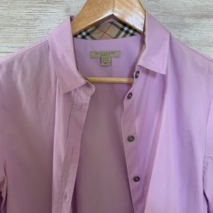 Women Burberry Brit Shirt